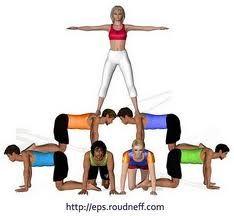 pyramides acrosport  recherche google  yoga for kids