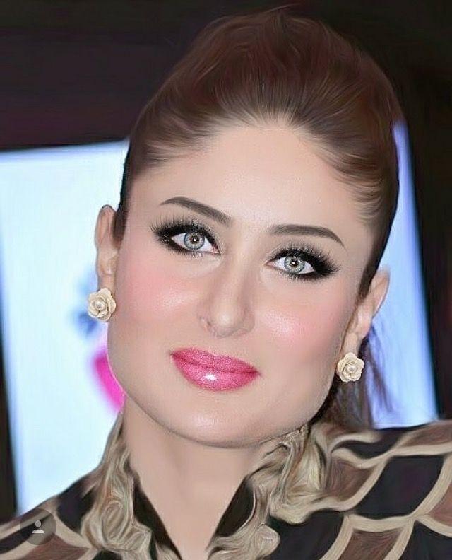 Kareena Kapoor | Beautiful hair n Makeup | Pinterest | Babo, Divas y ...