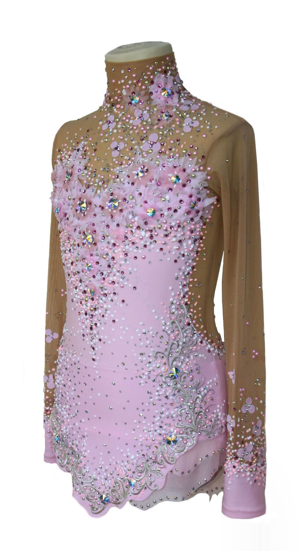 RG custom leotard www.paintyourdreams.it
