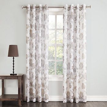 Sonoma Goods For Life Pennbrook Curtain Curtains Window Panels