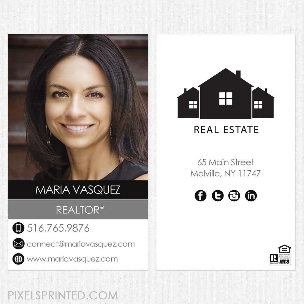 Independent Offices business cards, marketing products, realtor ...