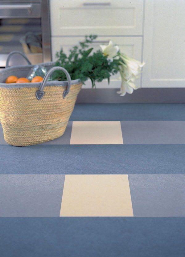 Floor Design Linoleum Tile Flooring Ideas Blue White Colors Pros Cons Linoleum Floors House Flooring Linoleum Flooring Flooring