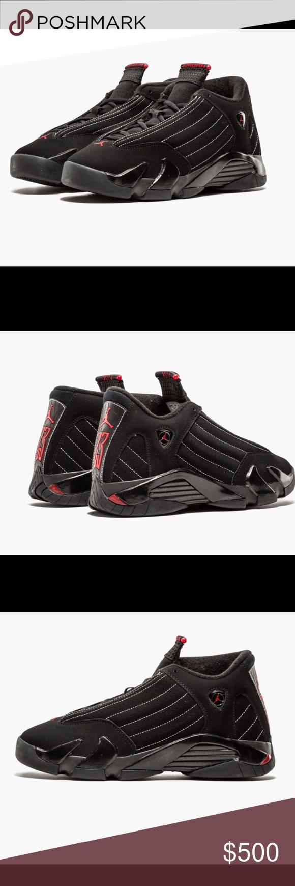 """reputable site 65bbb c82aa Air Jordan 14 Retro Classic Bulls Countdown Pack ! """"Deadstock"""" 2008 Air  Jordan 14"""