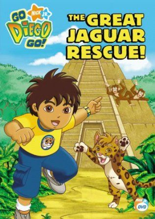 Go Diego Go The Great Jaguar Rescue Go Diego Go Diego Jaguar