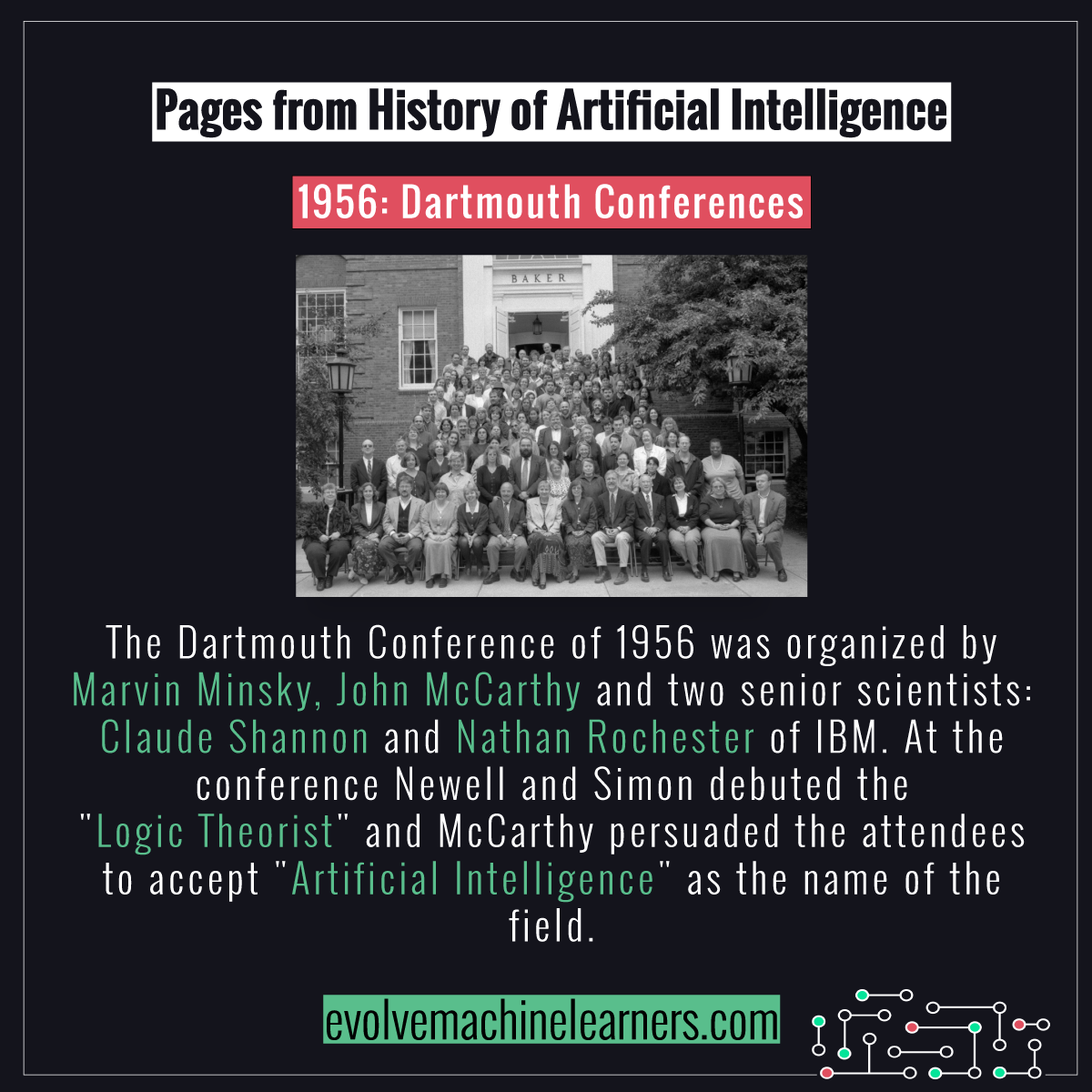 Pin di Pages From History of Artificial Intelligence