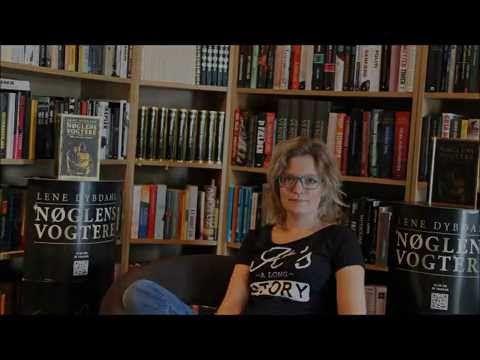 Interview med forfatter Lene Dybdahl