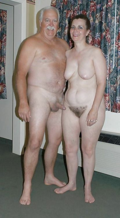 Older naturist couples standing movies gay