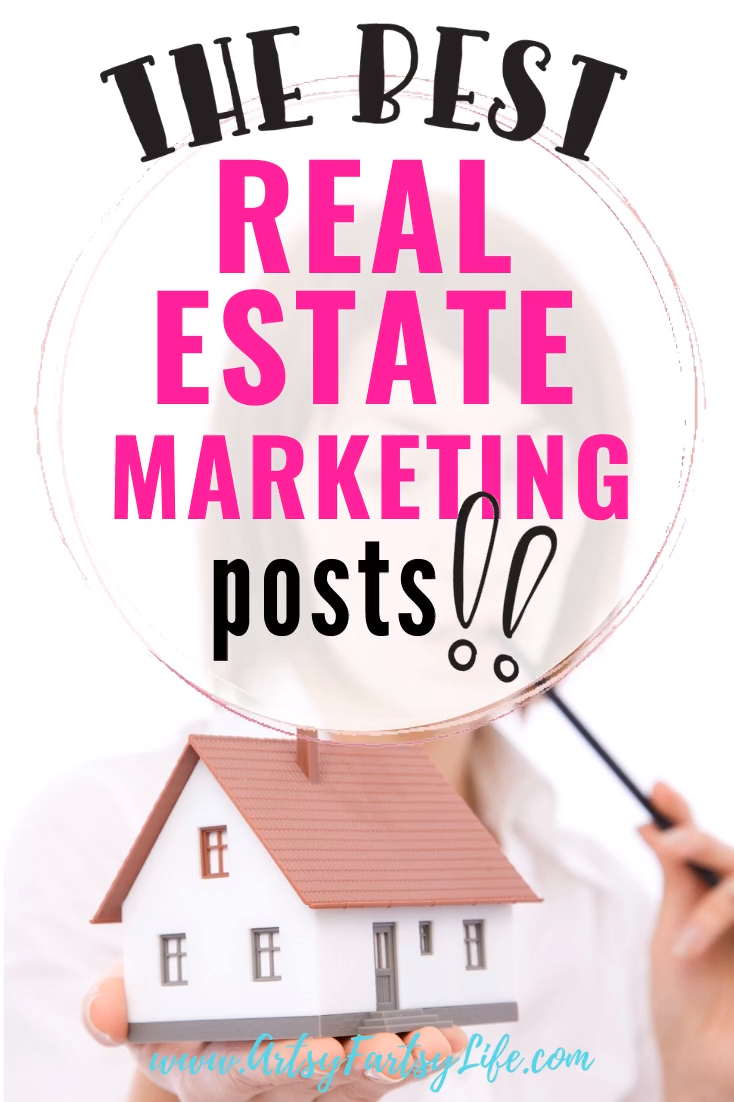 The Best Real Estate Marketing Posts All my best R
