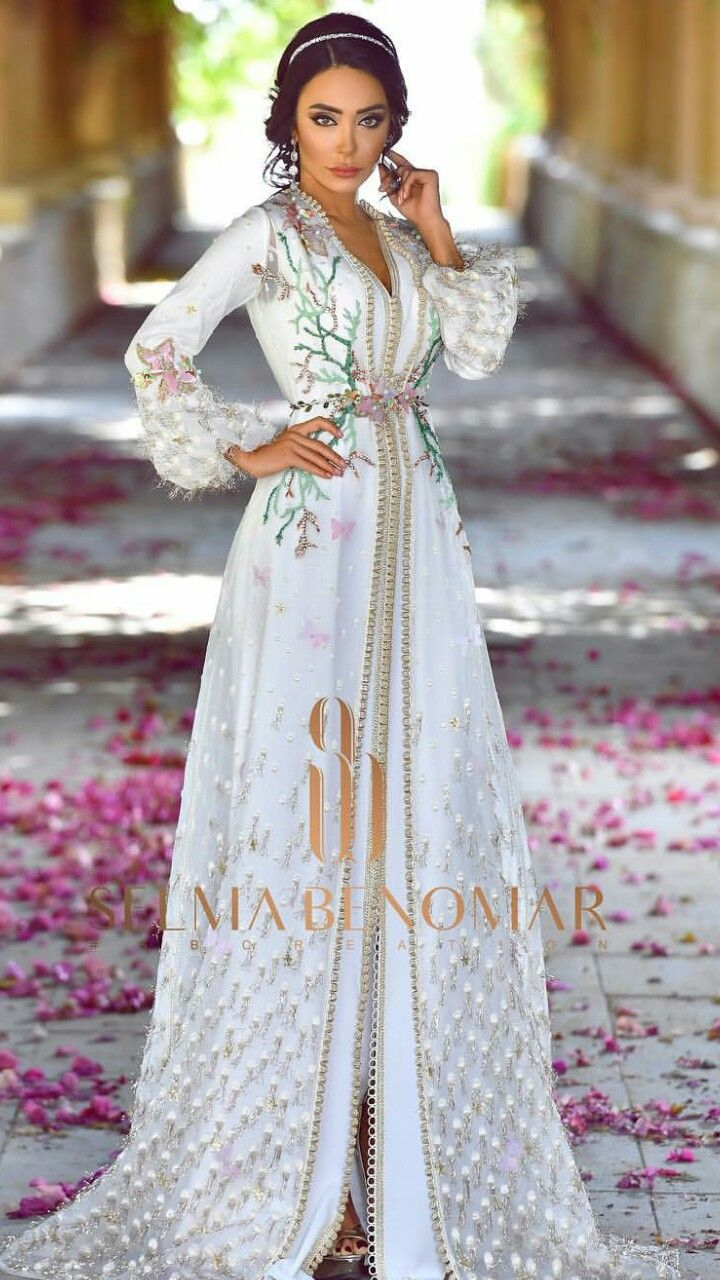 Kaftan Style Caftan Dress Morrocan Moroccan Hijab