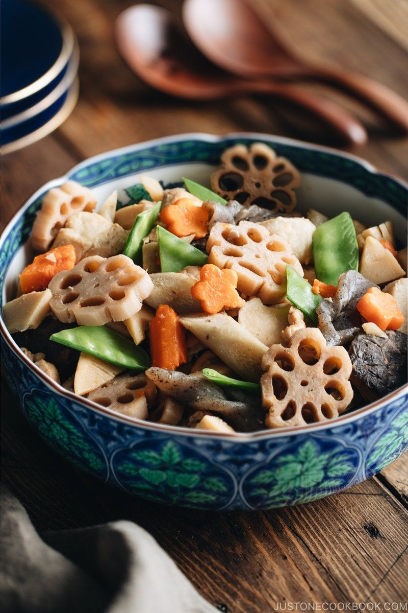 Instant Pot Nishime Recipe Best Asian Recipes Food