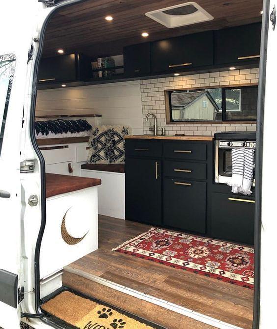 Photo of 7 hippie-bohemian ideas for a dreamy van life – daily dream decor
