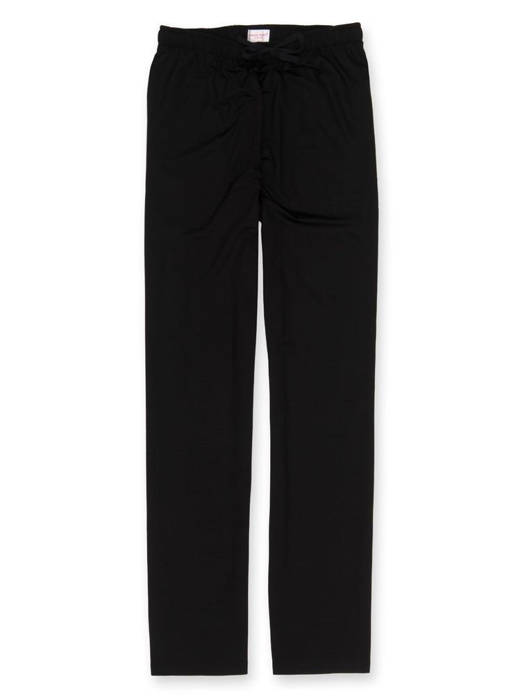 306bb73531fba DEREK ROSE MENS TROUSERS - XL - MICRO MODAL - BASEL RRP.110 LOUNGEWEAR PJ  BLACK  fashion  clothing  shoes  accessories  mensclothing  sleepwearrobes ( ebay ...