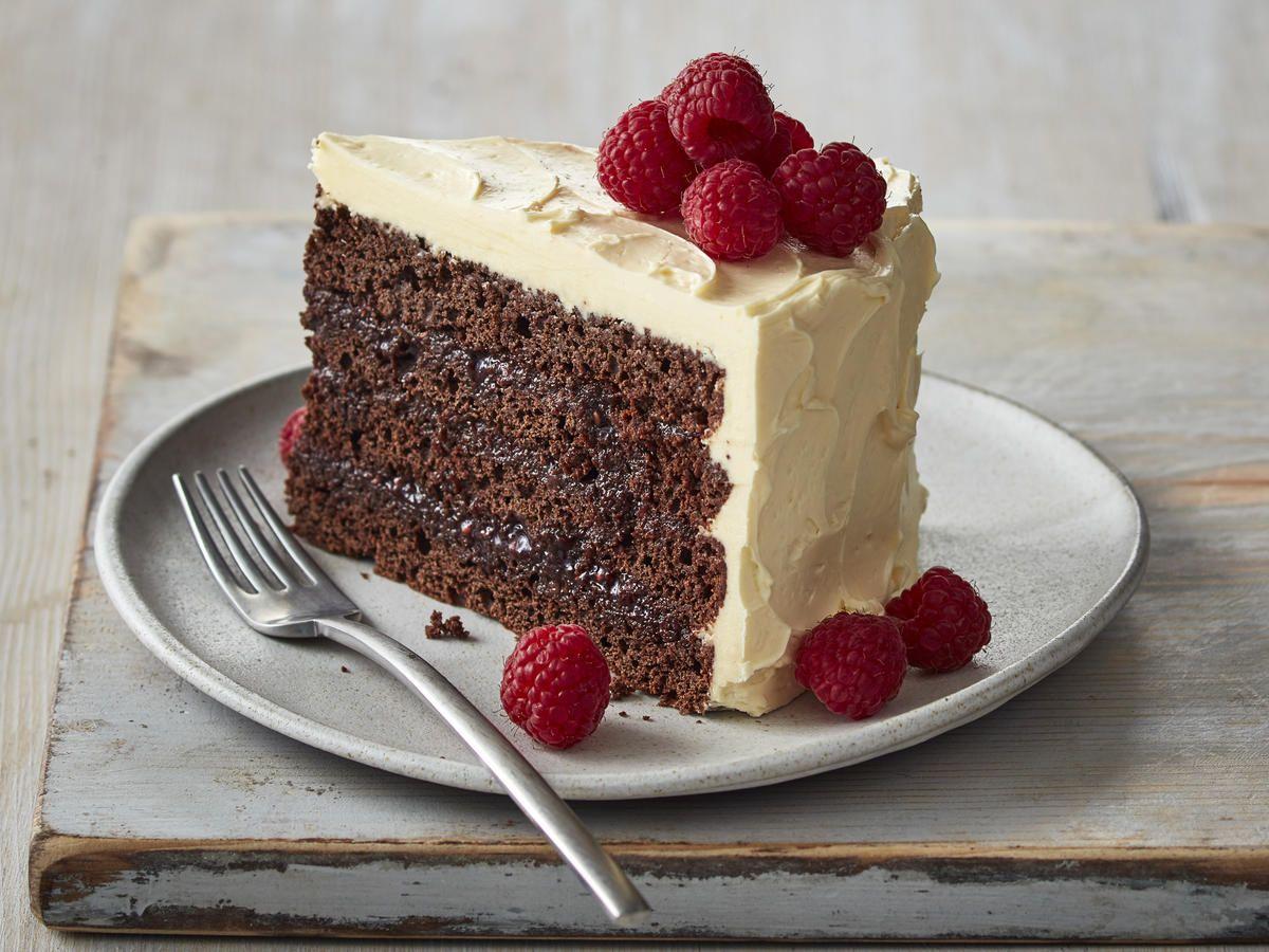 Birthday Cake Recipes Chocolate Raspberry Cake Raspberry Cake And