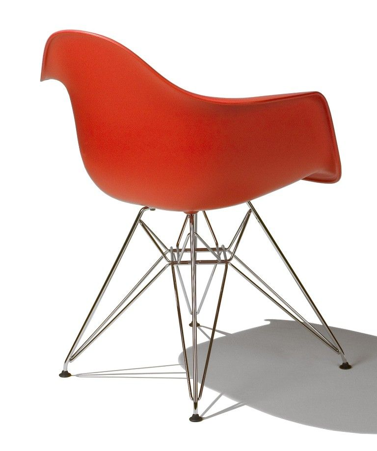 furniture unfinished eames molded plastic side chair with eiffel