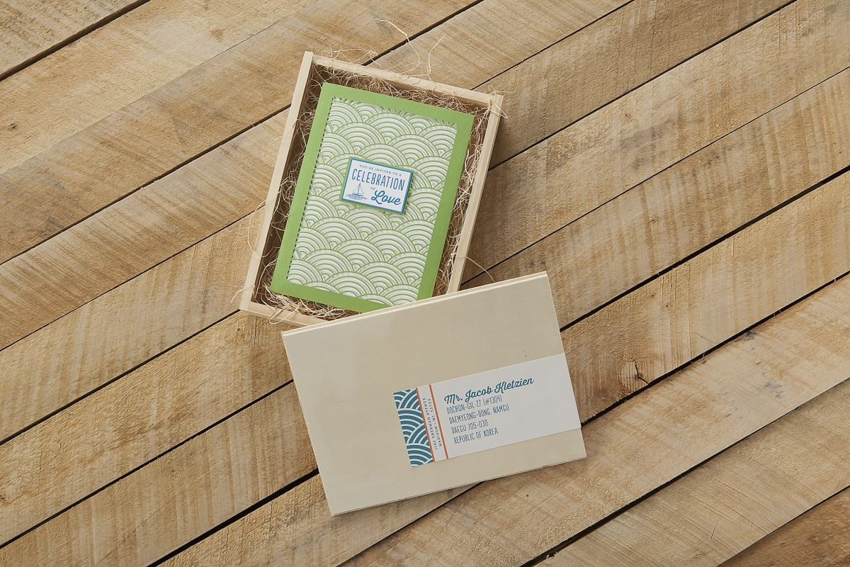 The Latest (And Greatest) Wedding Invitations from Sugar River Stationers   Wisconsin Bride magazine