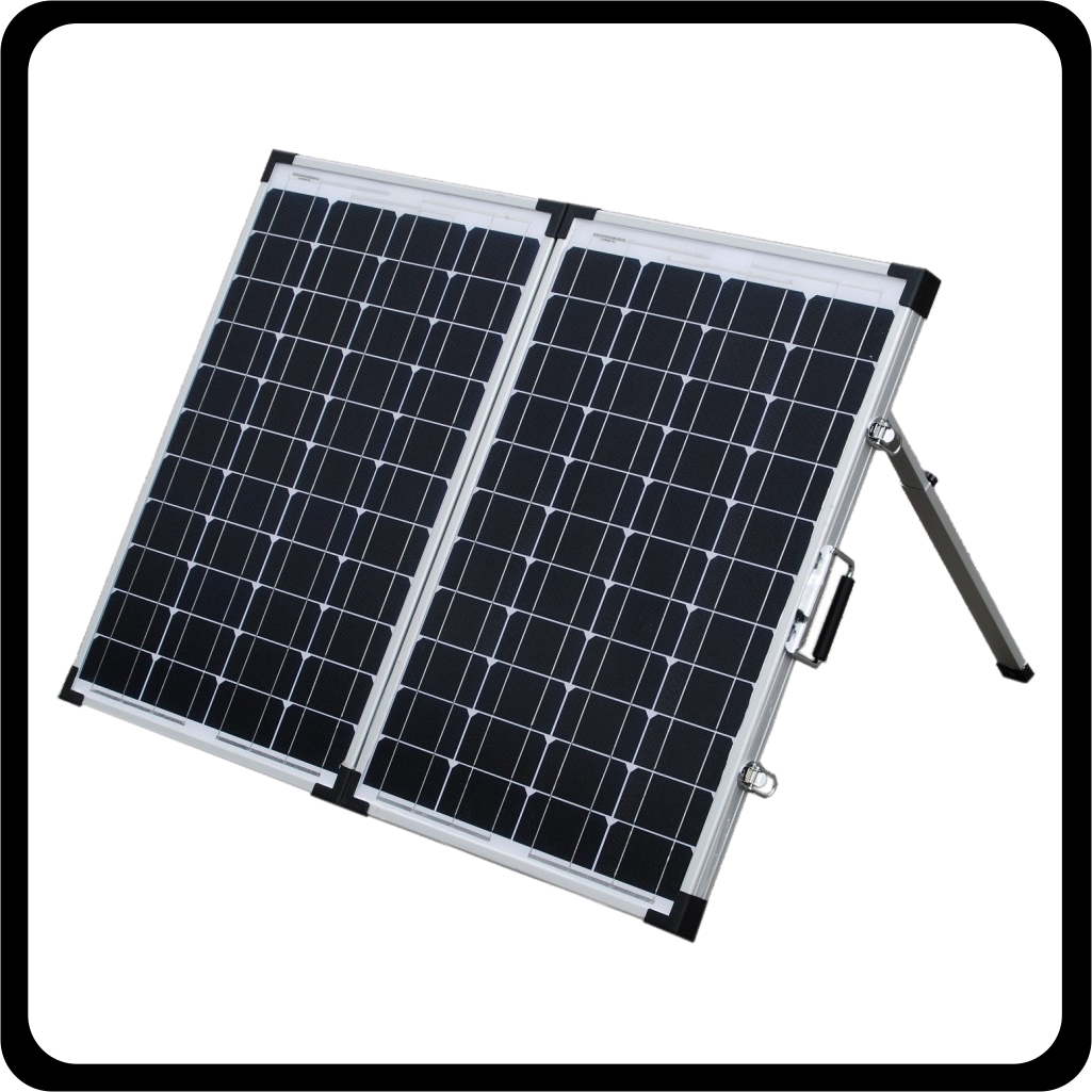 120w 12v Portable Solar Kit Calgary Alberta Canada Solar Panels Solar Batteries And Solar Power Perfect For Rvs And Boat Solar Kit Rv Solar Power Solar