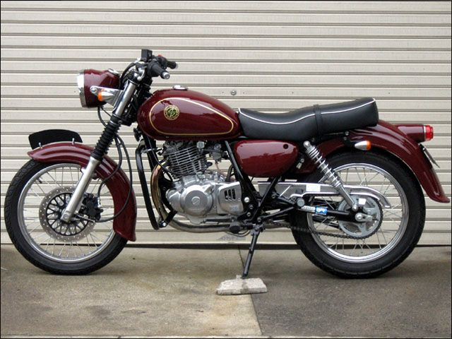 Pin By Carter On Moto Red Motorcycle Suzuki Motor Classic Bikes