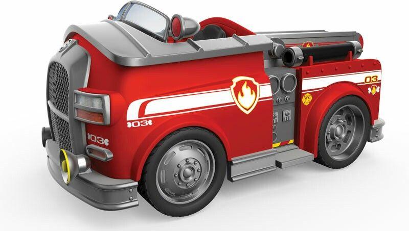 Camion De Bomberos De Marshall Movil 3 Alivias Car For Awanas