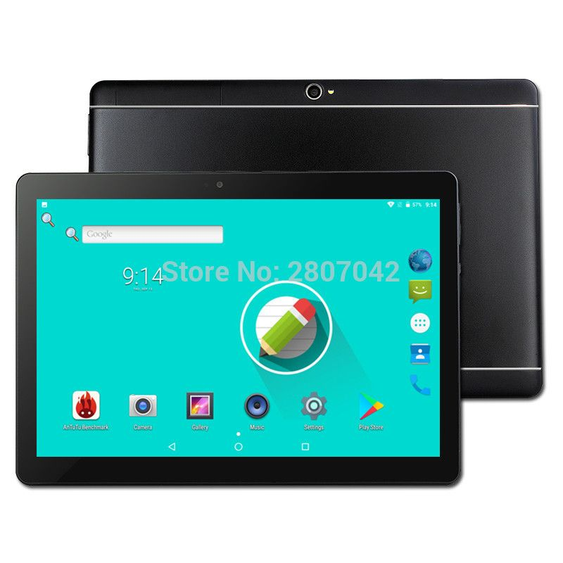 10 1 Inch Tablet Support Youtube Octa Core 4gb Ram 64gb Rom 3g 4g Fdd Lte Phone Call Android 7 0 Tablet Gps Wifi 1280x800 Tablet Gps Tablet Display Resolution