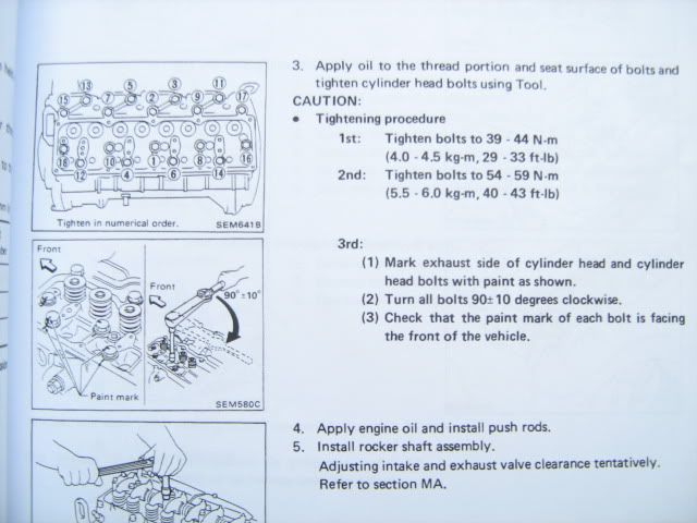 nissan td27 repair manual