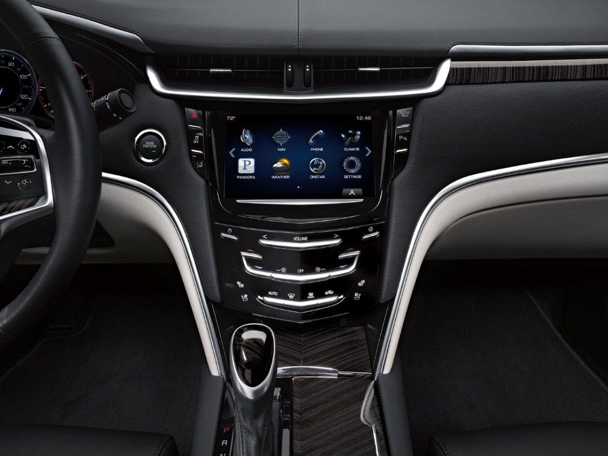 2013 Cadillac Xts Platinum Interior Cadillac Xts Pinterest