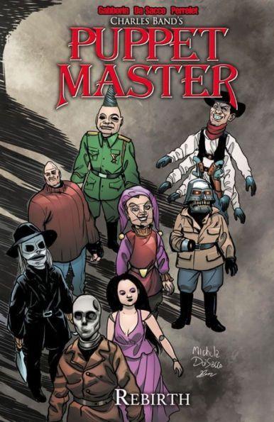 Puppet Master, Volume 2: Rebirth