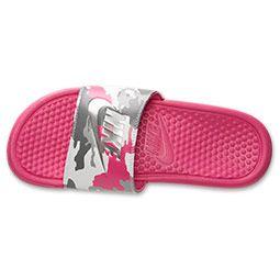 fee4a27f4 Nike Benassi JDI Print Slide Sandles