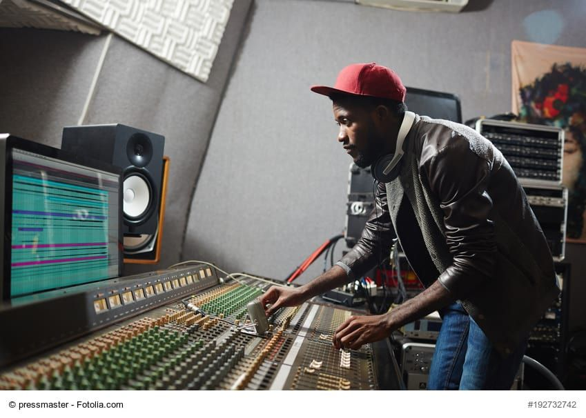 Sound engineering universities