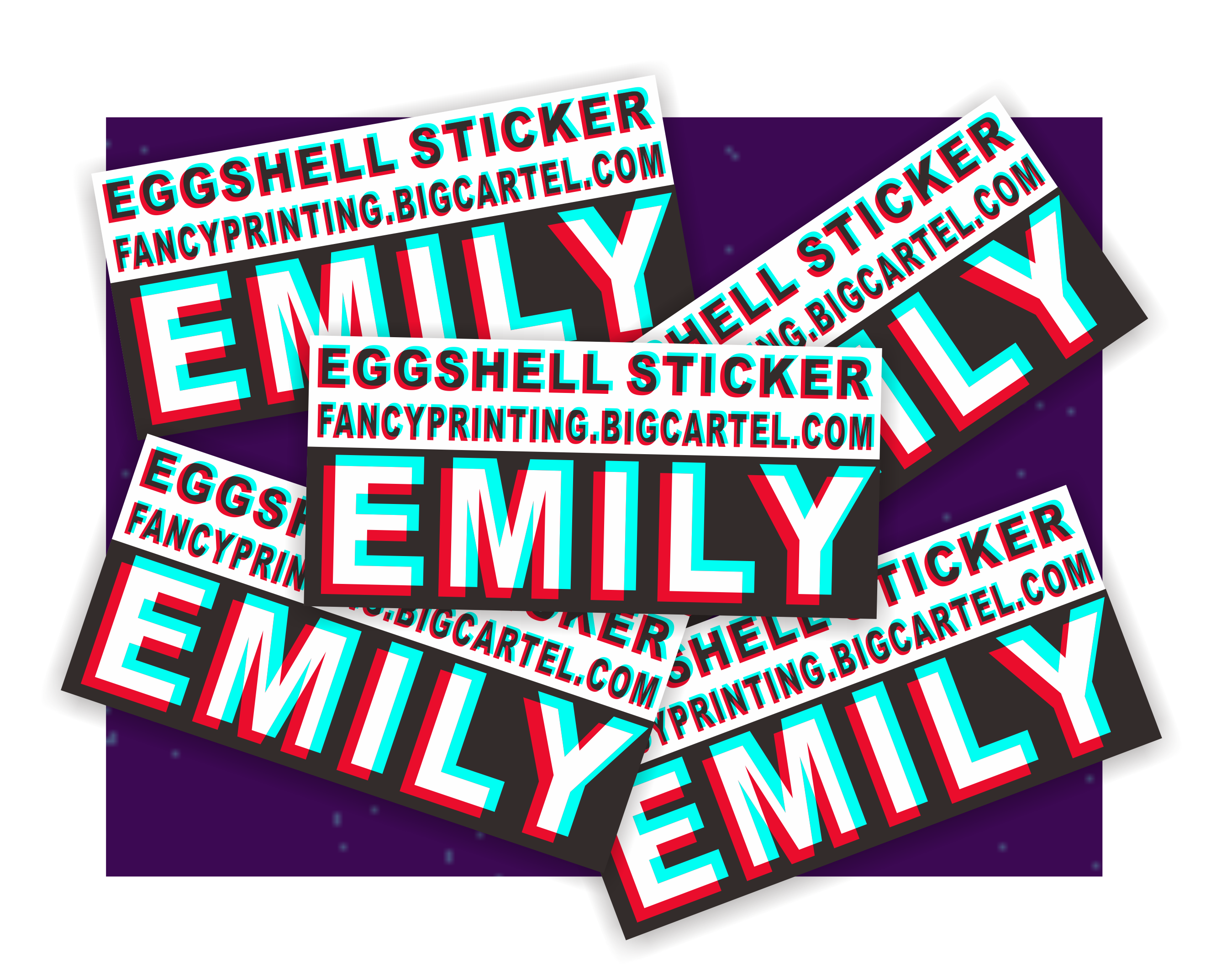 Eggshellstickers emily fancyprintemily on pinterest