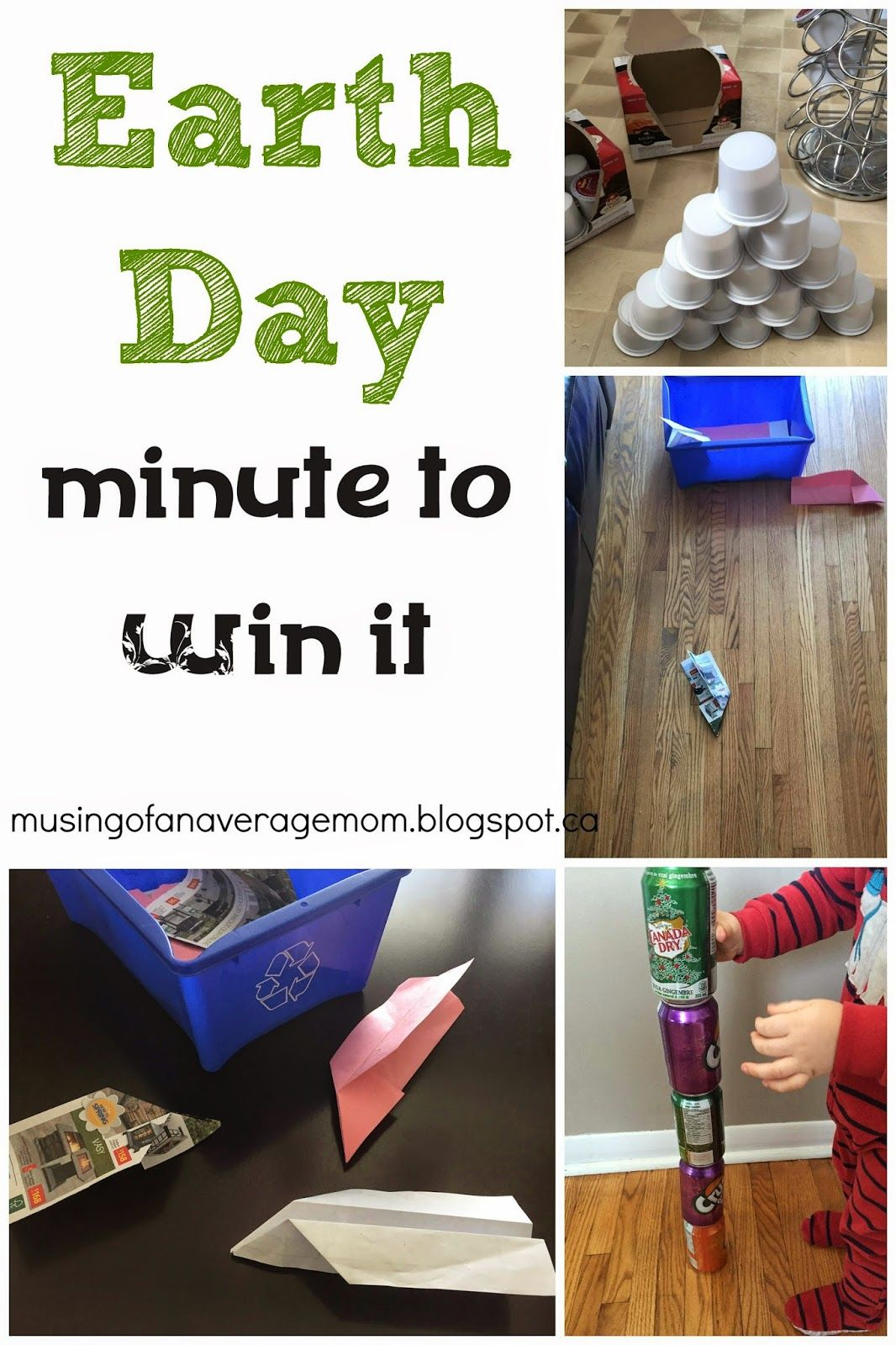 13 Fun Earth Day Games for Kids - The Spruce