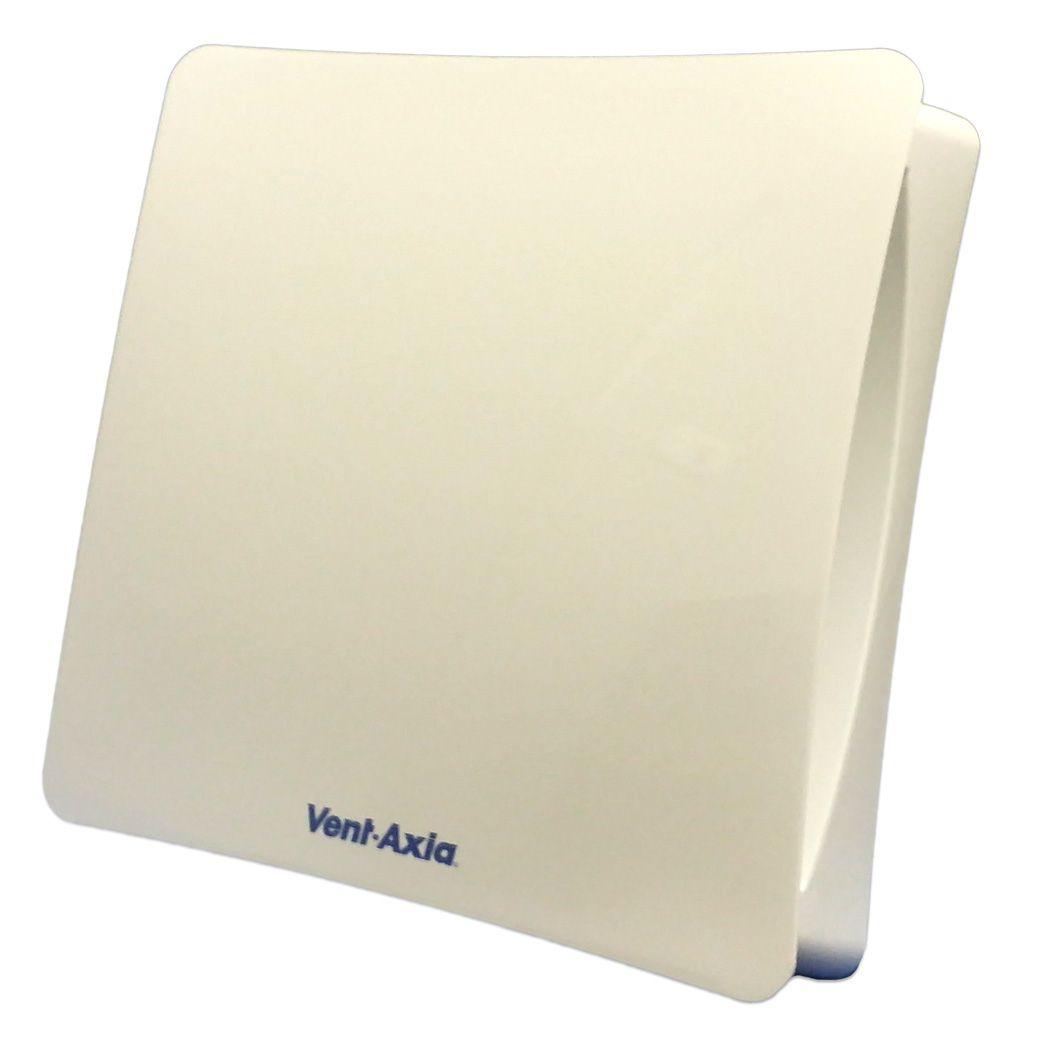 Vent Axia Vasf100b Silent 100mm Axial Bathroom Toilet Fan 446658