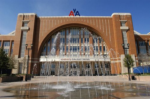 American Airlines Center: Dallas, Texas and home of the Mavericks and Stars. I was able to see my two favorite NBA teams play here when the Mavericks hosted the Chicago Bulls in the early 90's