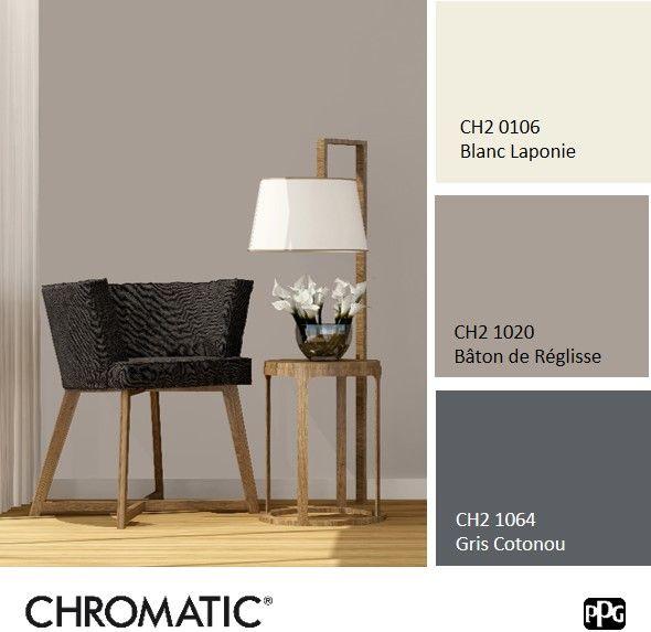 Le beige est une couleur formidable pour tous les styles déco et toutes les pièces de la maison. #peinturesalontendance