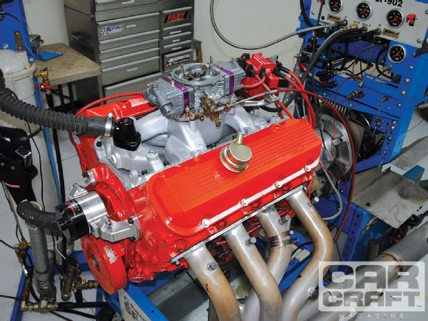 Cheap Big Block Chevy Engine Build Our Engine On The Dyno