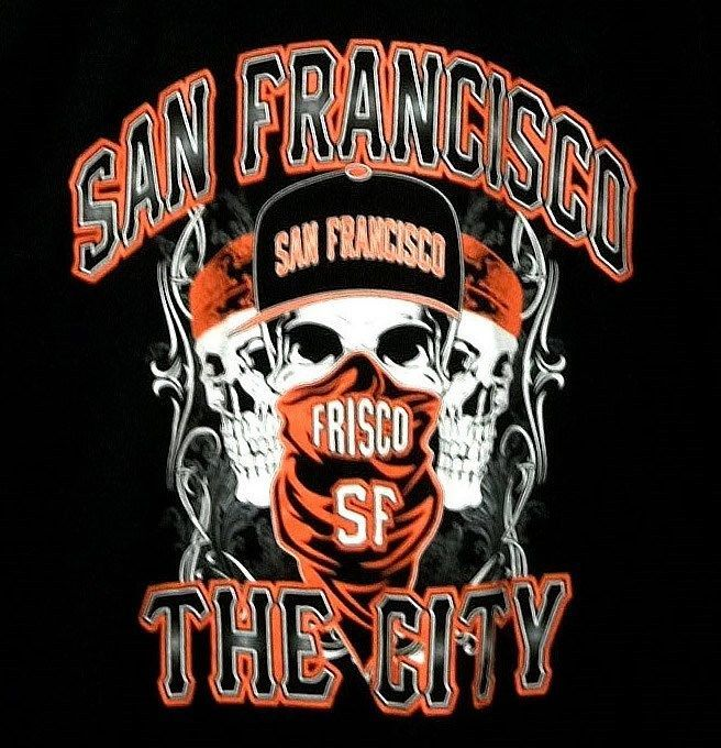 sf giants logos gangsta skull with bandana gangster places to