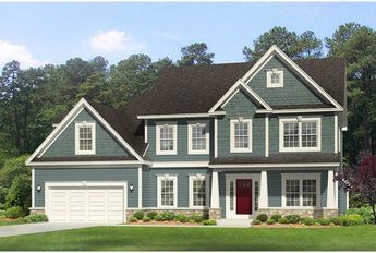 Traditional Style House Plan 4 Beds 2 5 Baths 2472 Sq Ft Plan 1010 129 Colonial House Plans Craftsman Style House Plans Traditional House Plans