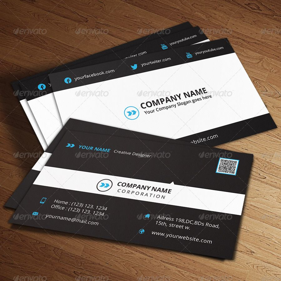 Creative Business Card V 05 Creative Business Creative