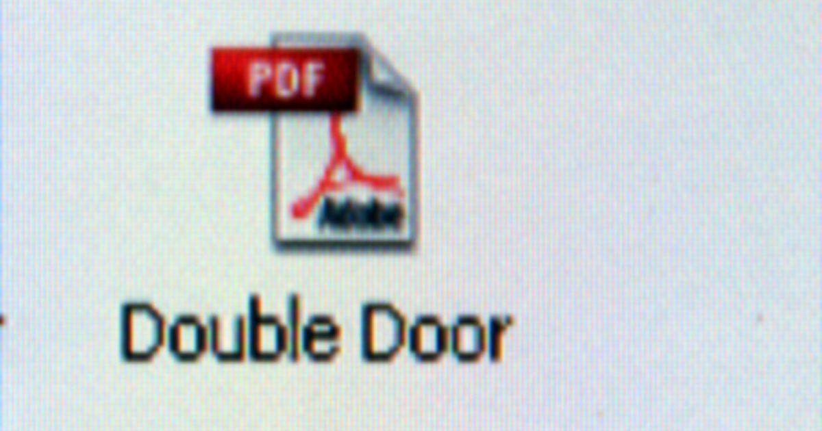 Cómo convertir un archivo TIFF en un archivo PDF en Adobe