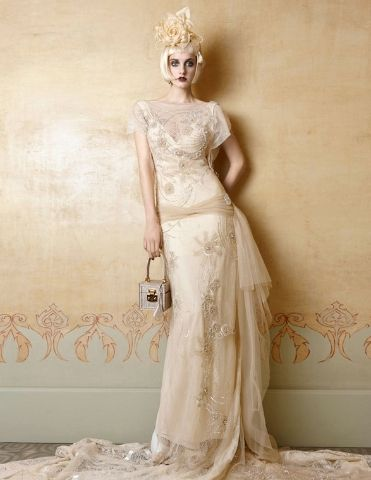 Yolan Cris Vintage Wedding Dresses