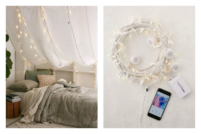 Bluetooth Speaker String Lights Cool Bluetooth Speaker That's Also A Light Stringlet's Party