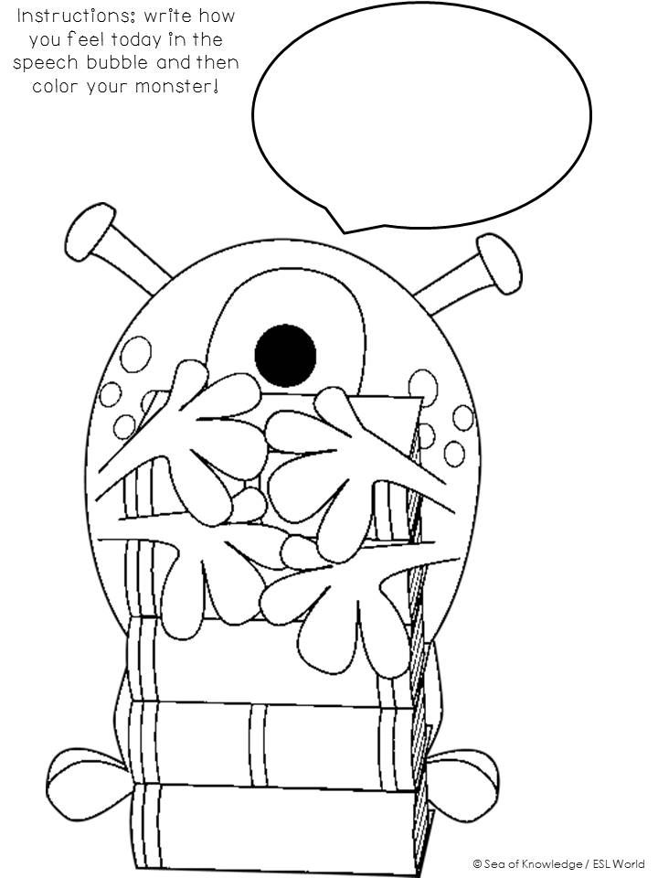 Free Coloring Pages For Back To School School Fun Back To School School