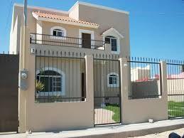 Resultado de imagen para frentes casas sencillas casita for Frentes de casas sencillas
