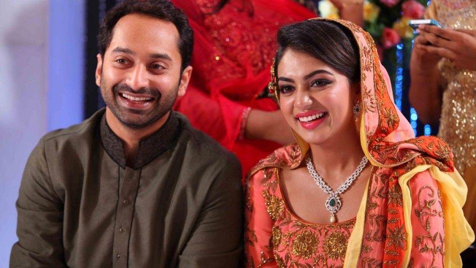 Fahad And Nazriya Ezwed Celebrity Wedding