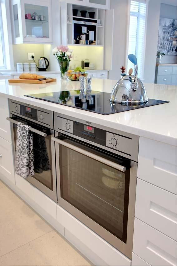 Image Result For Kitchen Island Two Ovens For The Home