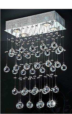 Elegant Lustre De Cristal Retangular Stehlampe, Deko, Papier Kronleuchter, Moderne  Kronleuchter, Moderne Glaskronleuchter