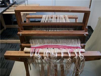 2 harness loom patterns | harness dorset loom wide wood floor ...