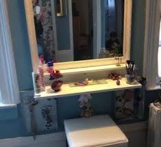 Image result for diy corner makeup vanity