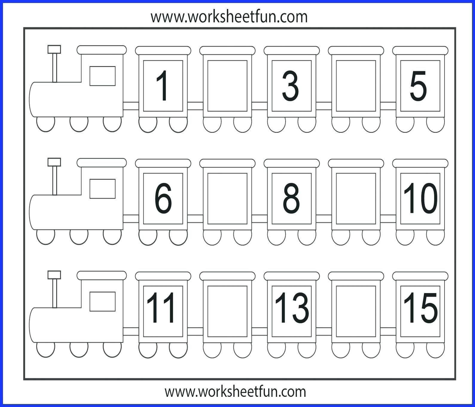 Preschool Worksheets Free Printable