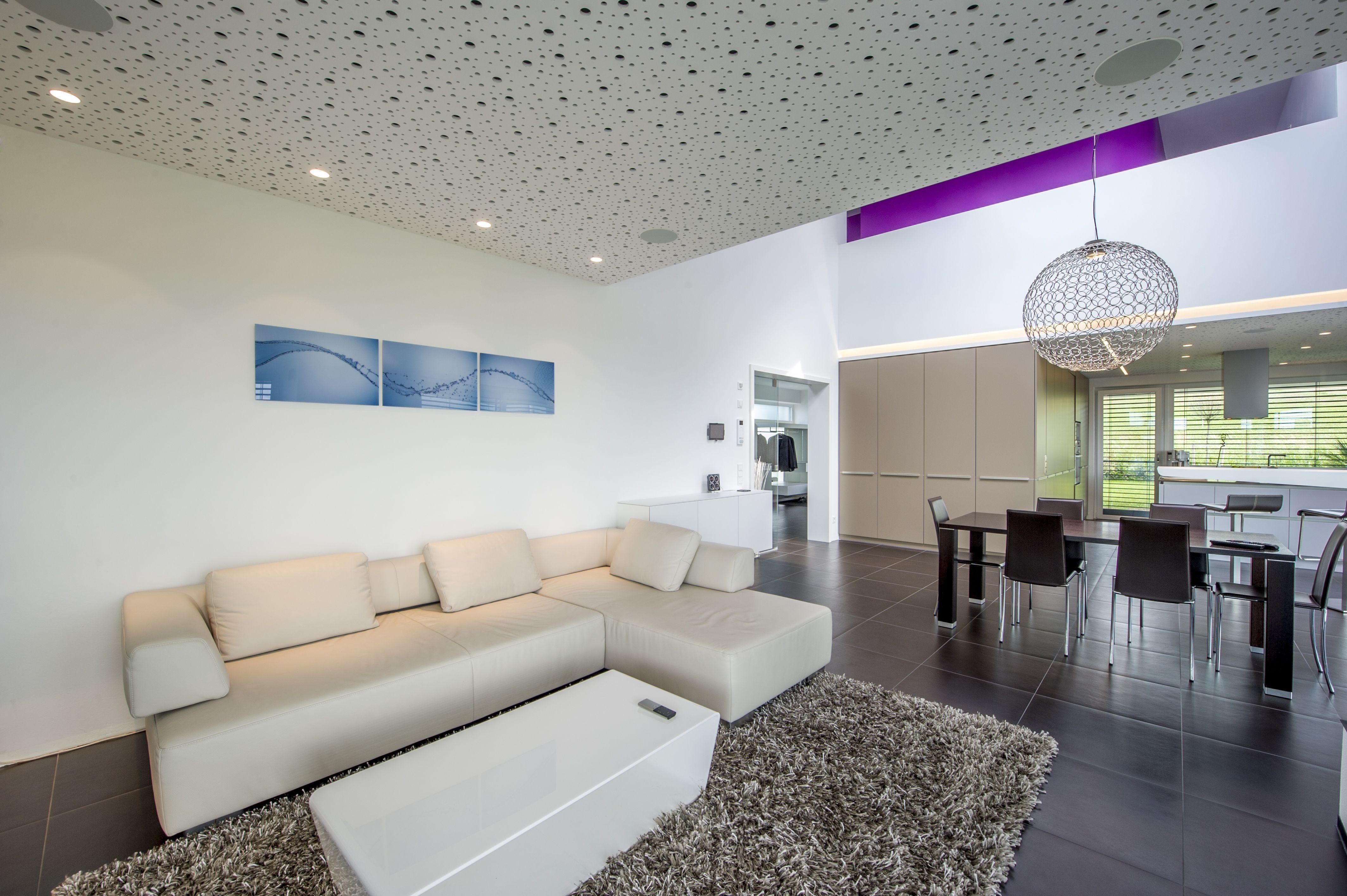 Smart Lighting in the White N Loxone Smart Home #smarthomelighting ...