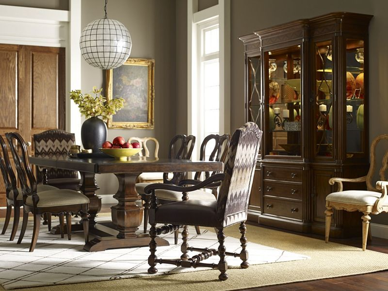Ernest Hemingway Dining Room Collection   Thomasville Furniture